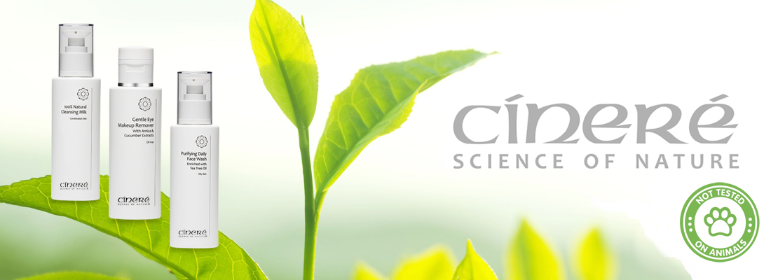 Cinere - Natural Skin Care